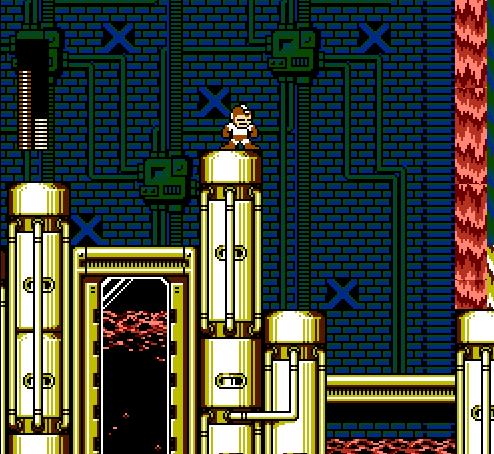 Mega Man 3 - Shadow Man