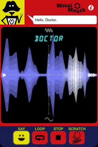 Hello, Doctor.